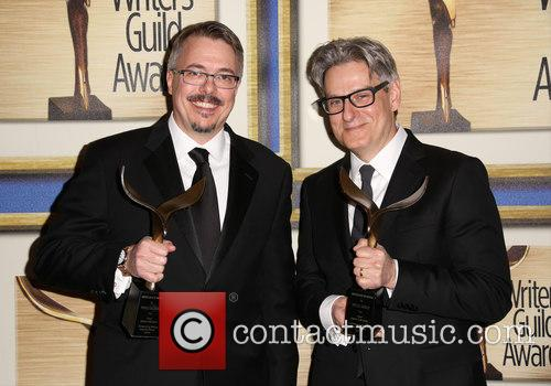Vince Gilligan and Peter Gould 2
