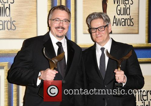 Vince Gilligan and Peter Gould 3