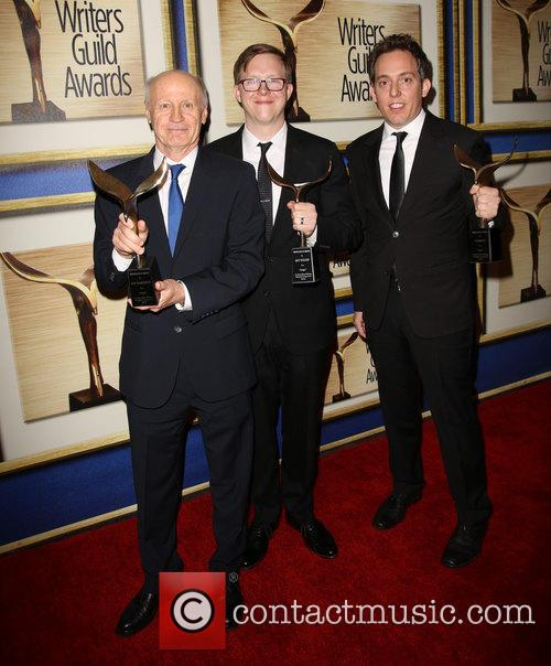 Bob Delaurentis, Matt Wolpert and Ben Nedivi 1