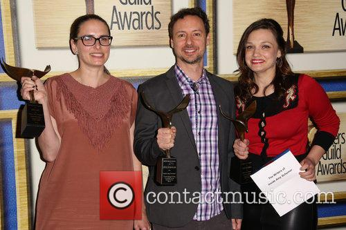 Jessi Klein, Kyle Dunnigan and Christine Nangle 1