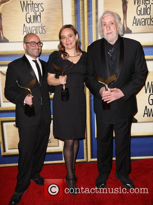 Jonathan Igla, Semi Chellas, Robert Towne and Mad Men Writers