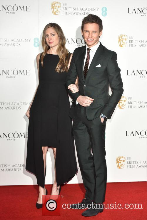 Eddie Redmayne and Hannah Bagshawe 2