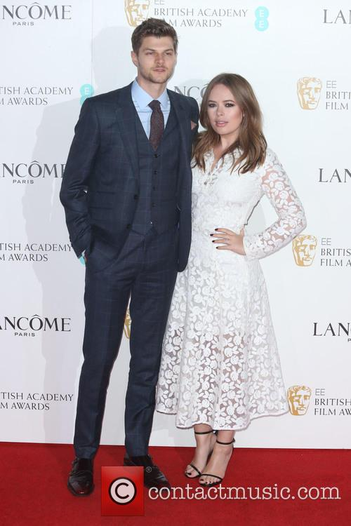 Jim Chapman and Tanya Burr 2