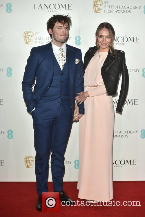 Sam Claflin and Laura Haddock 5