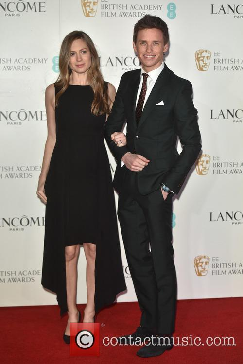 Eddie Redmayne and Hannah Bagshawe 3