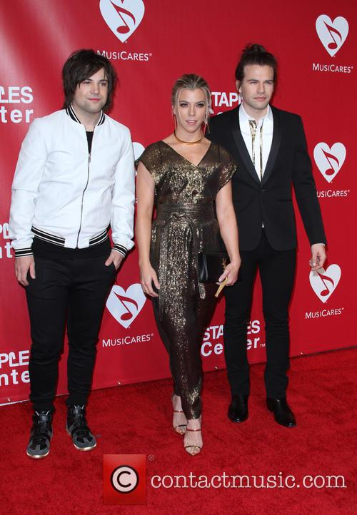 The Band Perry, Neil Perry and Kimberly Perry 4