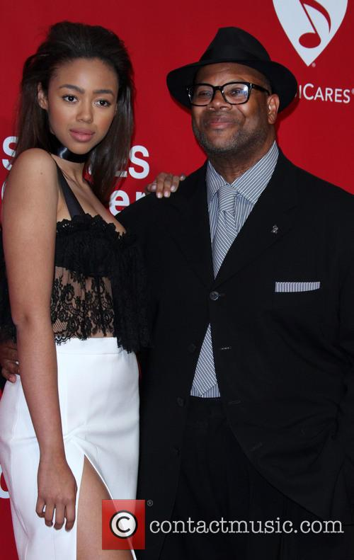 Jimmy Jam and Daughter Bella 1