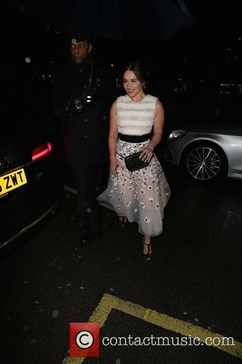 The Charles Finch & Chanel Pre-BAFTAs Dinner -...