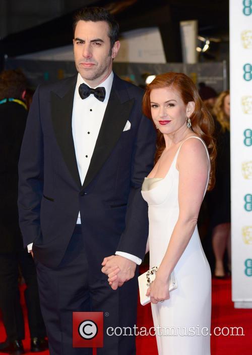 Sacha Baron Cohen Jokes About 'Best White Actress' Award At Baftas