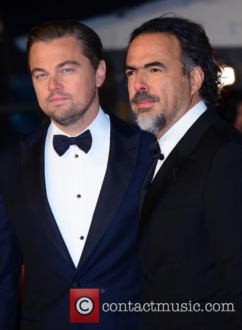 Leonardo Dicaprio and Alejandro González Iñárritu 4