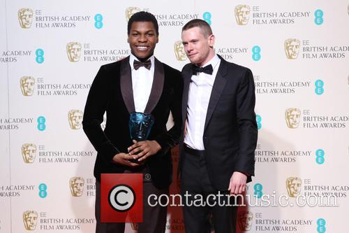 John Boyega and Jack O'connell 1