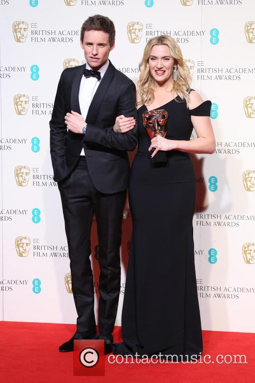 Kate Winslet and Eddie Redmayne 3