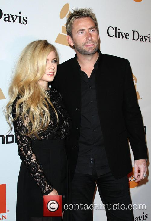 Avril Lavigne and Chad Kroeger 4