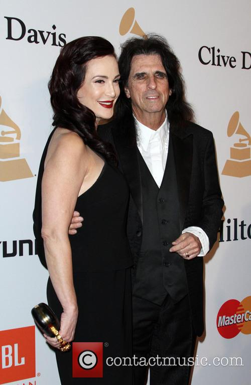 Alice Cooper and Sheryl Goddard 3