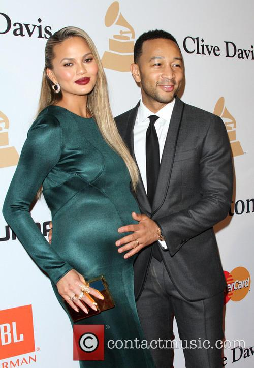 Chrissy Teigen and John Legend 8