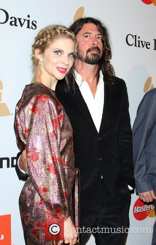 Dave Grohl and Jordyn Blum 1