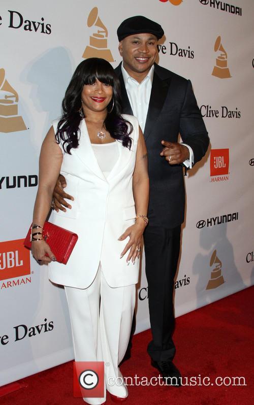 Ll Cool J and Simone Smith 2