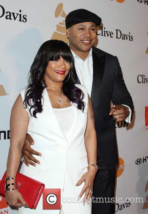 Ll Cool J and Simone Smith 3