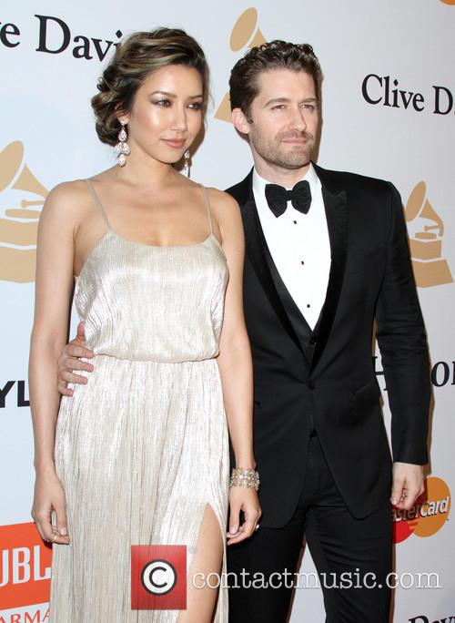 Renee Puente and Matthew Morrison 2