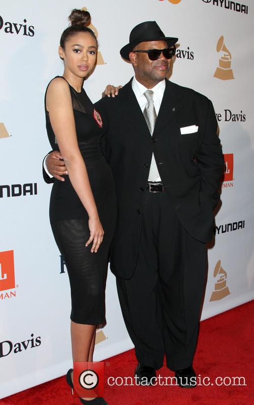 Jimmy Jam and Bella Harris 1