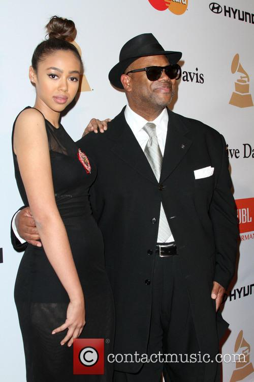 Jimmy Jam and Bella Harris 2