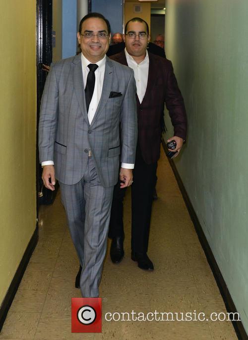 Gilberto Santa Rosa and Joel Santa Rosa 2
