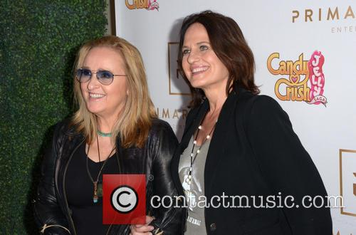 Melissa Etheridge and Linda Wallem 2