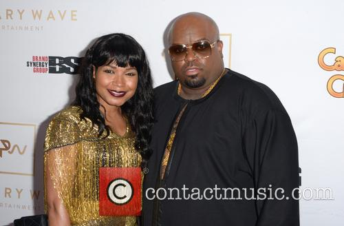 Shani James and Ceelo Green 2