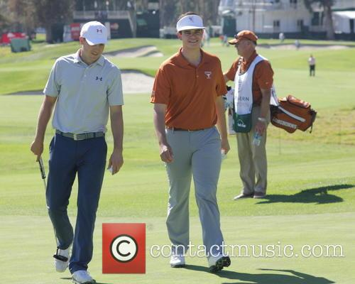 Jordan Spieth and Beau Hossler 11