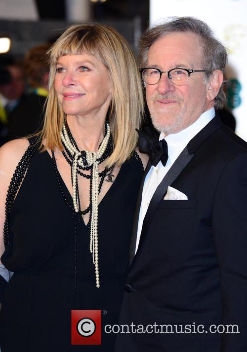 Steven Spielberg and Kate Capshaw 4
