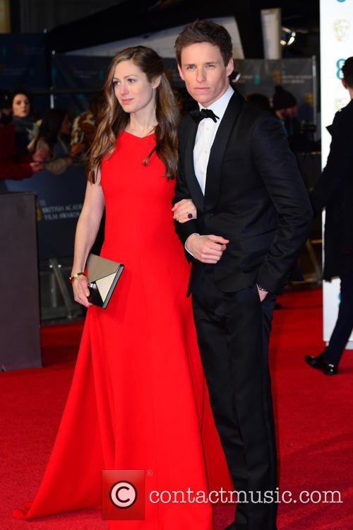 Hannah Bagshawe and Eddie Redmayne 2