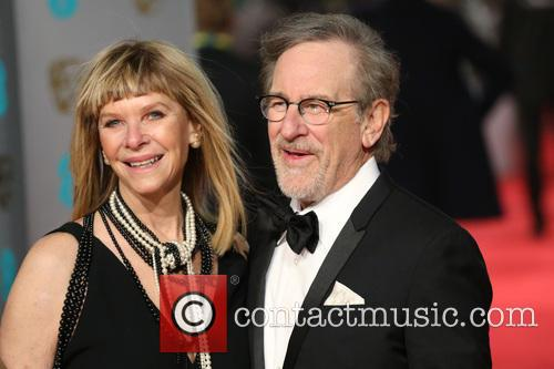Steven Spielberg and Kate Capshaw 7