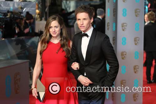 Hannah Bagshawe and Eddie Redmayne 2
