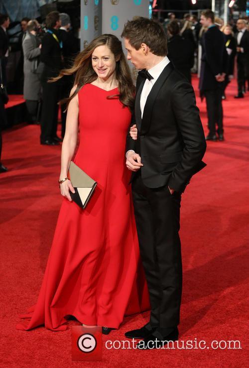 Hannah Bagshawe and Eddie Redmayne 7