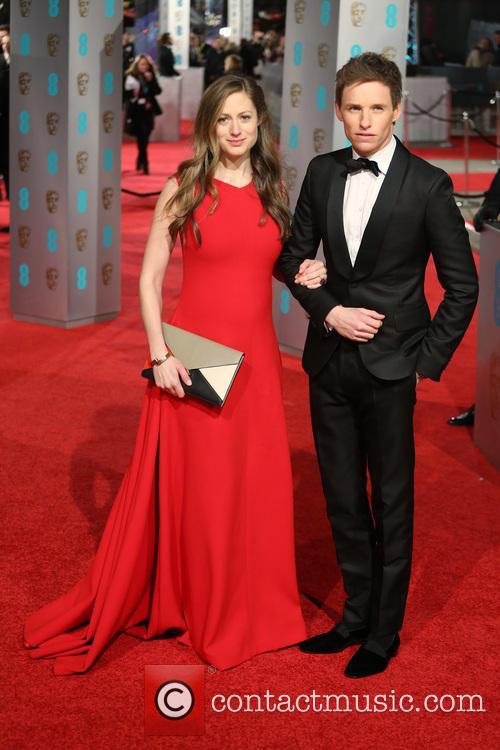 Hannah Bagshawe and Eddie Redmayne 11