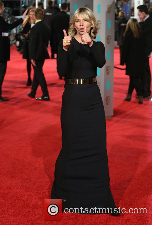 Zoe Ball pictured at the 2016 BAFTAs