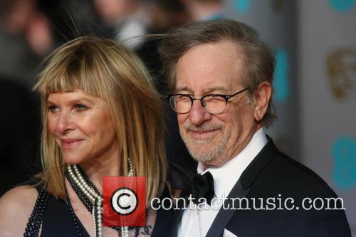 Steven Spielberg and Kate Capshaw 9