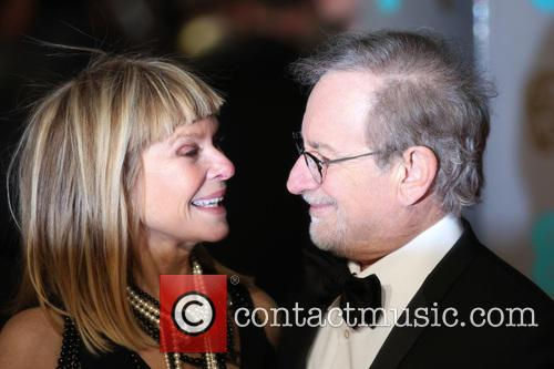 Steven Spielberg and Kate Capshaw 10