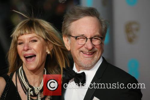 Steven Spielberg and Kate Capshaw 11