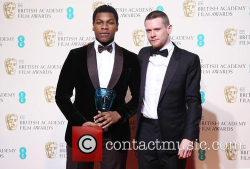 John Boyega and Jack O'connell 2