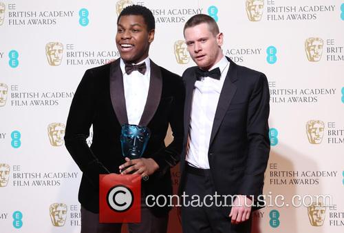 John Boyega and Jack O'connell 3