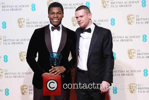 John Boyega and Jack O'connell 4