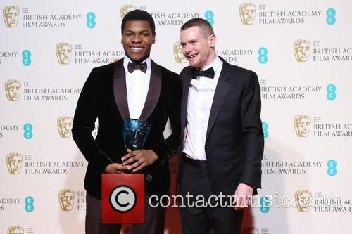 John Boyega and Jack O'connell 5