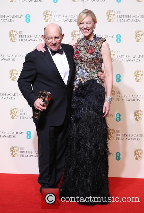 Cate Blanchett and Tim Angel 7