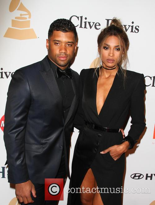 Ciara and Russell Wilson 3