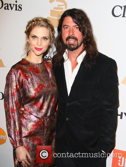 Jordyn Blum and Dave Grohl 2
