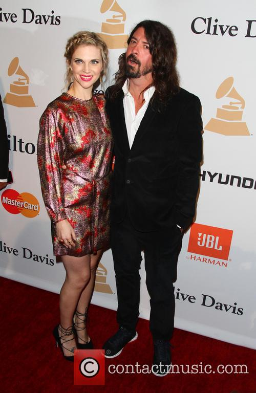 Jordyn Blum and Dave Grohl 3