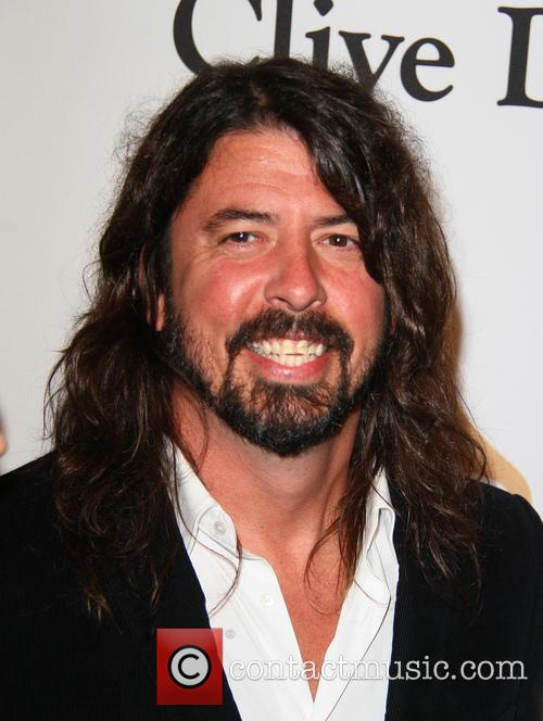 Dave Grohl invited his daughter Harper on-stage