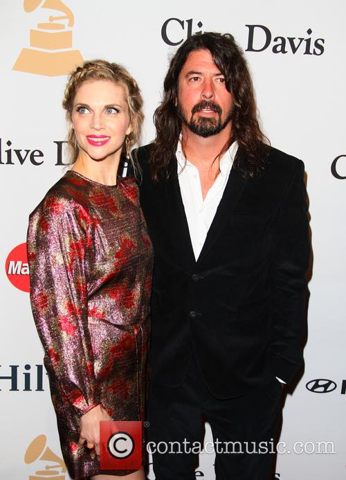 Jordyn Blum and Dave Grohl 4