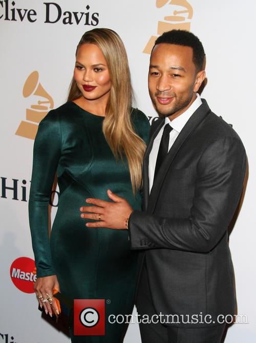 Chrissy Teigen and John Legend 5